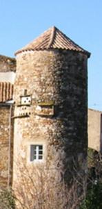 tour pigeonnier chateau